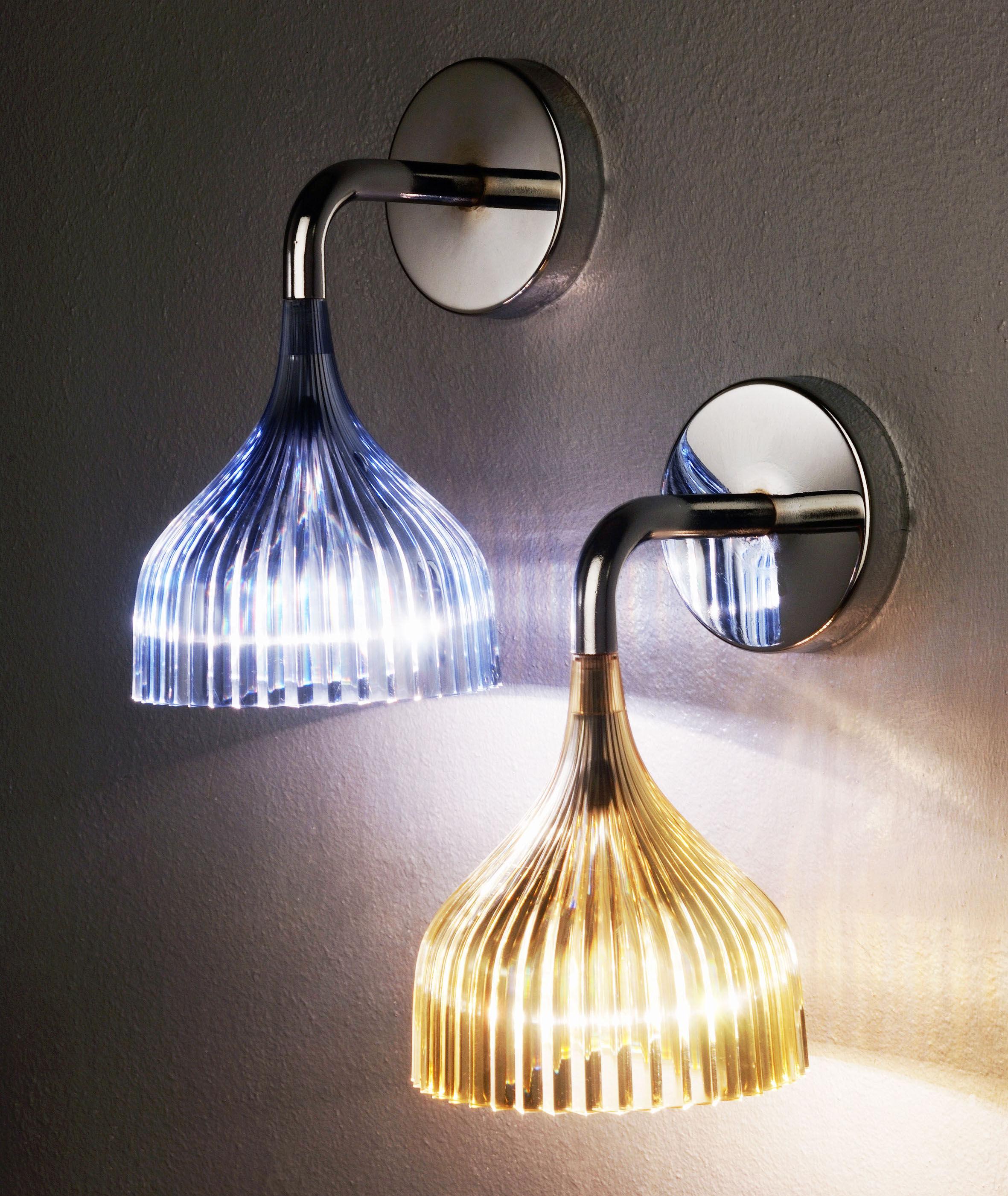 scopri applique e 39 trasparente di kartell made in design italia. Black Bedroom Furniture Sets. Home Design Ideas