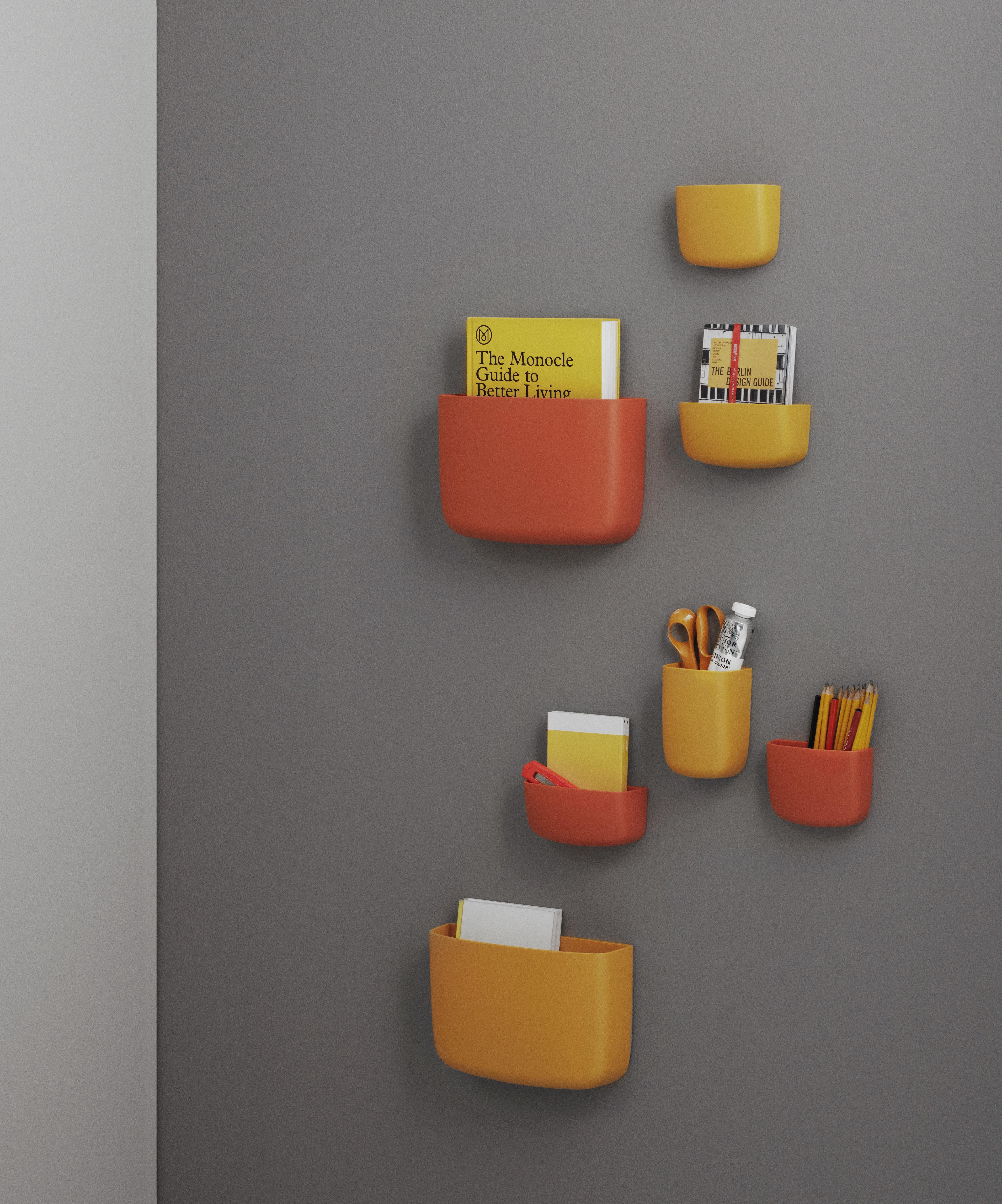 Home gt decoration gt kids gt pocket 3 wall storage by normann copenhagen