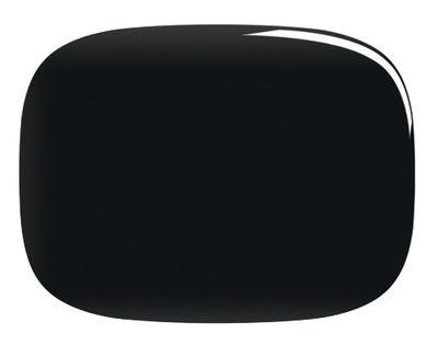 Foto Applique Tivu - L 17 cm x A 13 cm di Foscarini - Nero - Materiale plastico