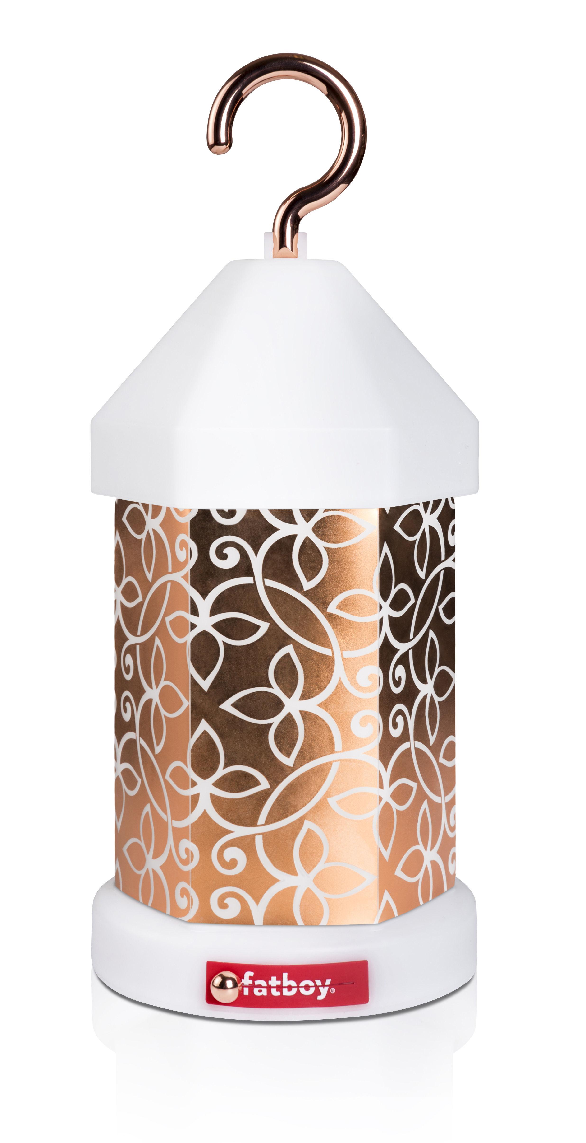 lampe sans fil lampie on deluxe recharge usb 3 manchons d coratifs inclus blanc crochet. Black Bedroom Furniture Sets. Home Design Ideas