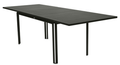 Foto Tavolo con prolunga Costa / L 160 a 240 cm - 6 a 10 persone - Fermob - Romarin - Metallo