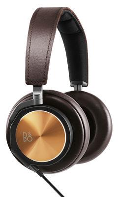 Casque audio beoplay h6 bronzed hazel cuir v ritable - Porte casque audio ...