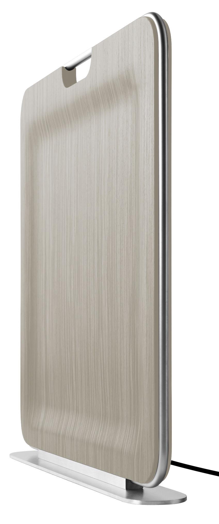 radiateur bag infrarouge et mobile ch ne blanchi i radium. Black Bedroom Furniture Sets. Home Design Ideas