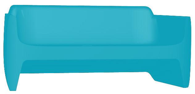 Canap translation l 168 cm turquoise qui est paul for Canape translation