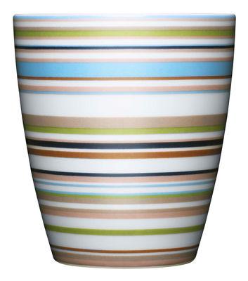 Image du produit Mug Origo - Iittala Beige en Céramique