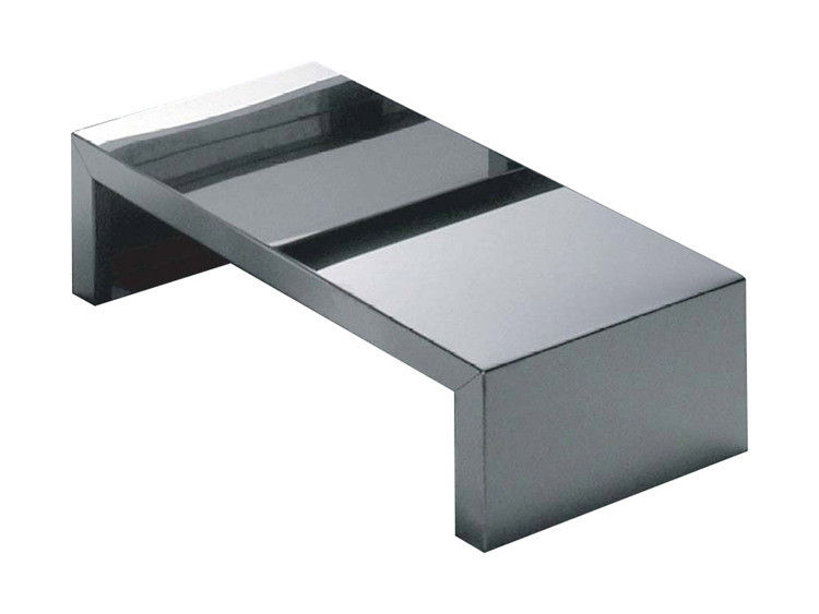 table basse small inox miroir l 68 x h 20 cm zeus. Black Bedroom Furniture Sets. Home Design Ideas