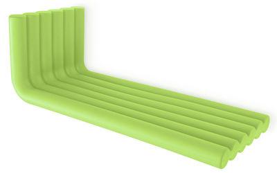 Foto Scaffale Liquorice di B-LINE - Verde - Materiale plastico