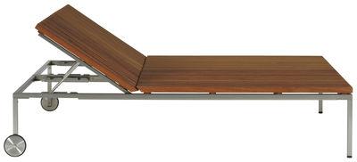 bain de soleil home collection double l 139 cm bain de soleil double teck viteo. Black Bedroom Furniture Sets. Home Design Ideas