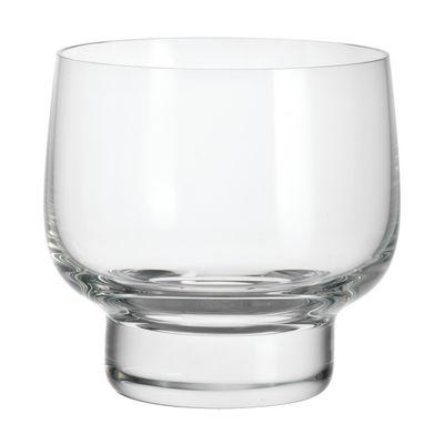 verre eau ovale transparent alessi. Black Bedroom Furniture Sets. Home Design Ideas