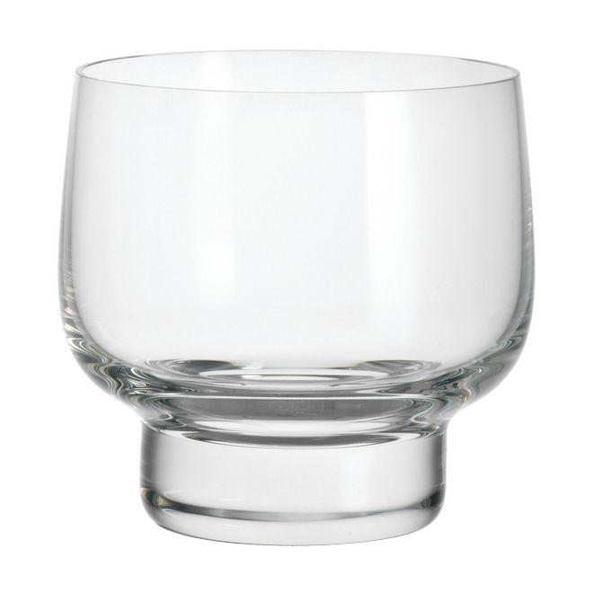 Verre eau ovale transparent alessi - Verre a eau design ...