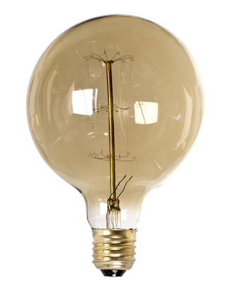 ampoule atelier globe filament 60w e27 60w globe ambre frama. Black Bedroom Furniture Sets. Home Design Ideas