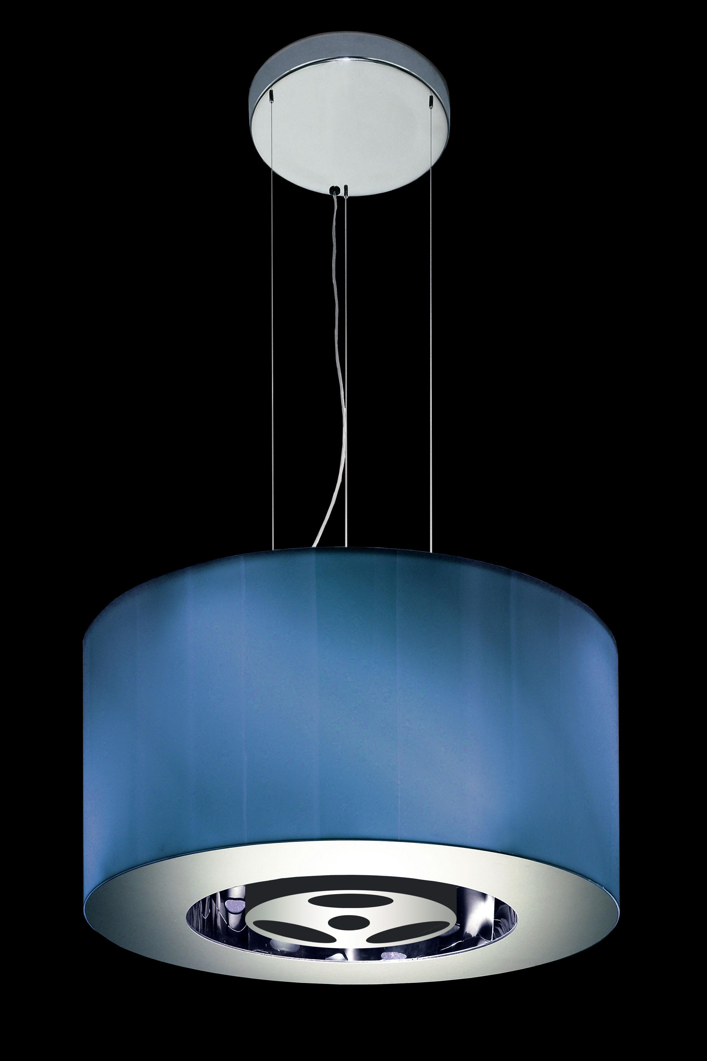 Suspension tian xia 500 led miroir lumi re teint e ou for Lumiere led miroir