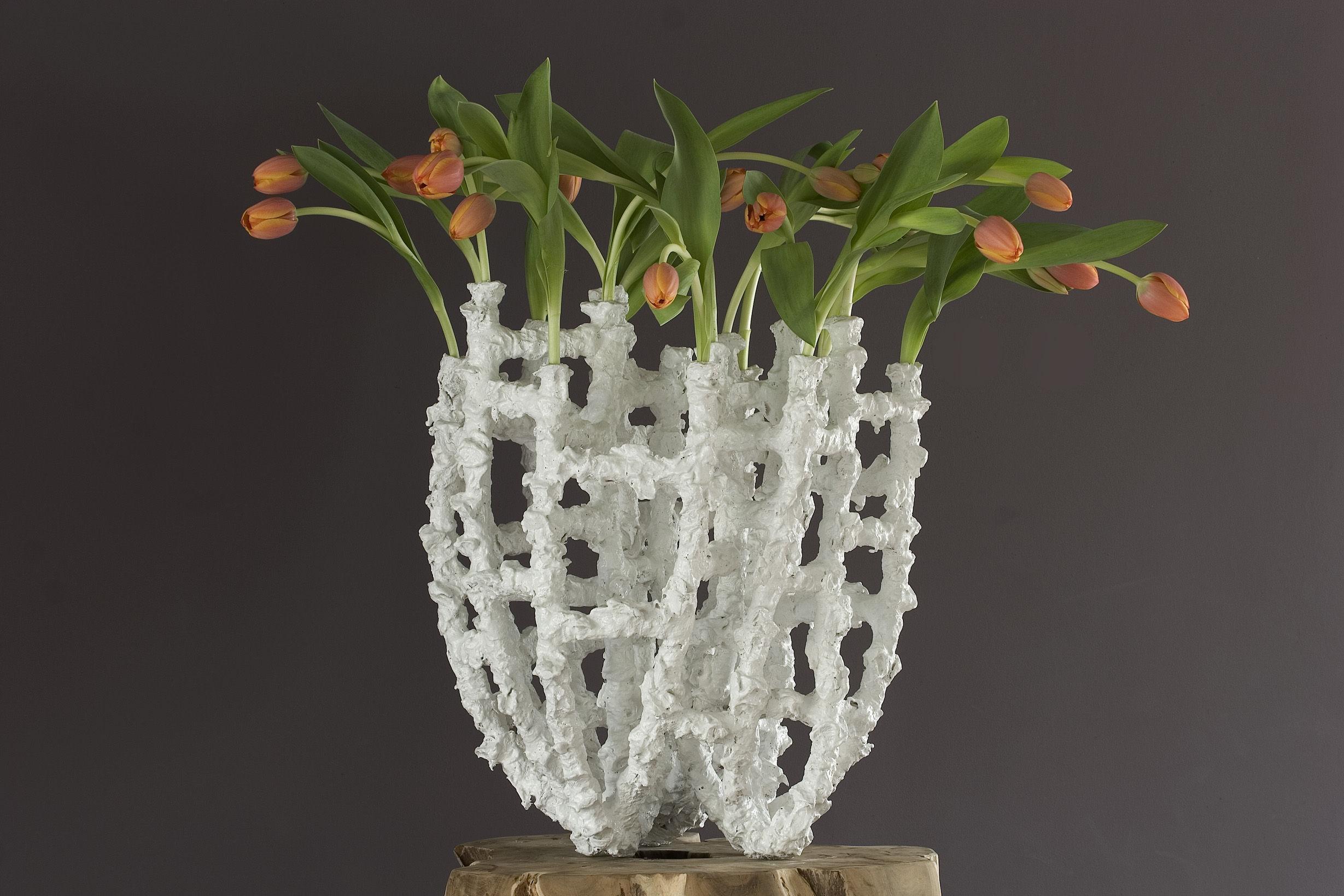 bush large pols potten vase. Black Bedroom Furniture Sets. Home Design Ideas