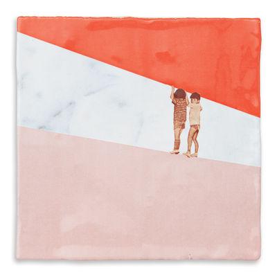 Piastrella ceramica 20x25 su cavalletto prezzo e offerte for Piastrelle bagno 20x25 rosa