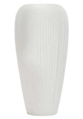 Foto Pot de fleurs Skin Large / H 120 cm - MyYour - Bianco - Materiale plastico Vaso per fiori