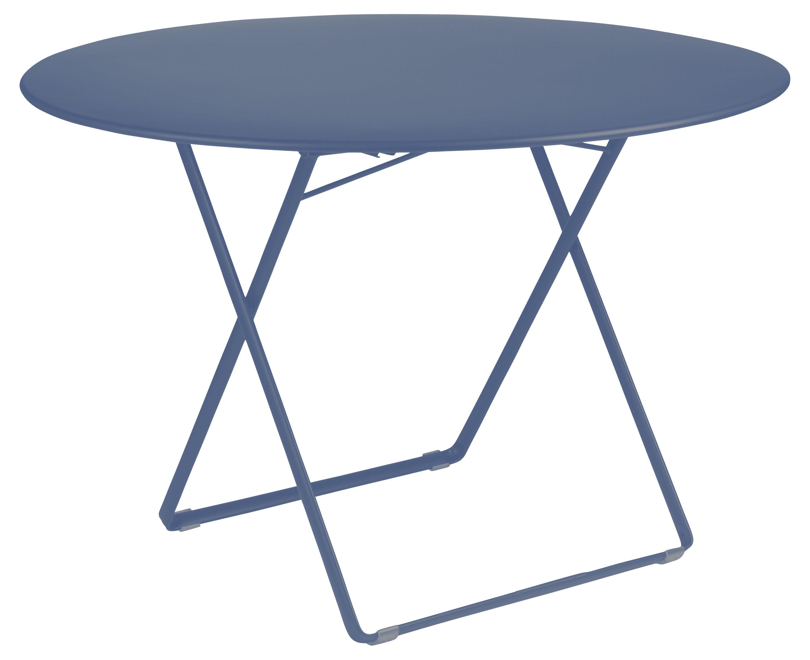 plein air rund 120 cm fermob gartentisch. Black Bedroom Furniture Sets. Home Design Ideas