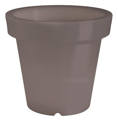 Foto Vaso per fiori luminoso Bloom di Bloom! - Talpa - Materiale plastico