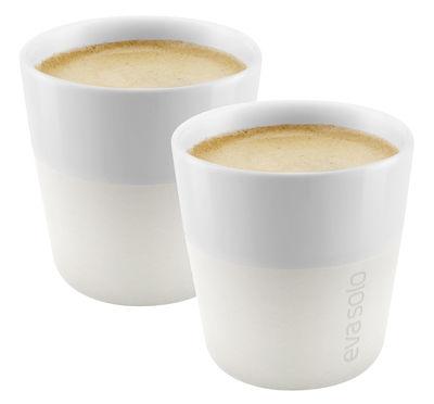 Image du produit Tasse à espresso /Set de 2 - 80 ml - Eva Solo Blanc,Blanc ivoire en Céramique