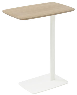 Table d 39 appoint ustensils h 63 cm pour ordi portable for Table d appoint pour canape