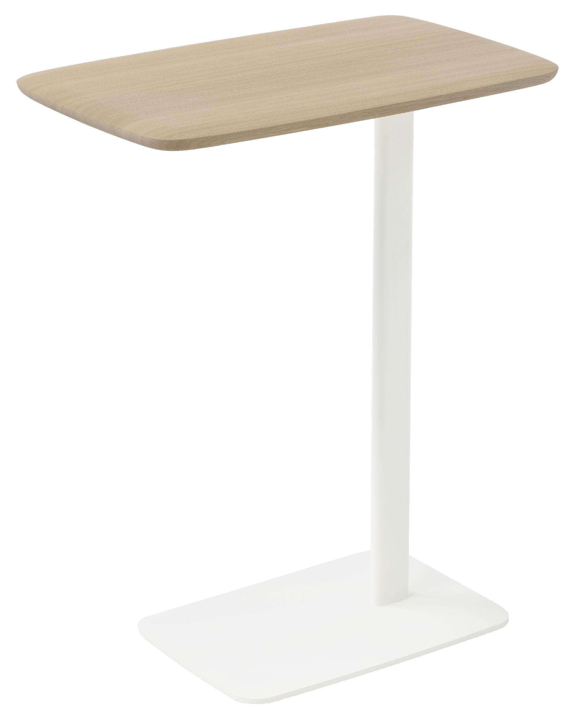 Table d 39 appoint ustensils h 63 cm pour ordi portable for Table d appoint ordinateur