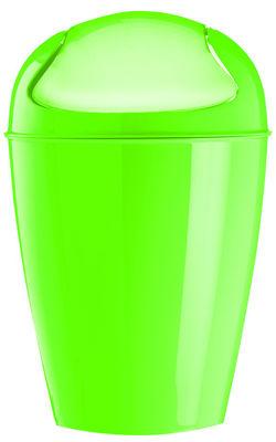 Pattumiera del m m 12 litri di koziol verde erba materiale plastico