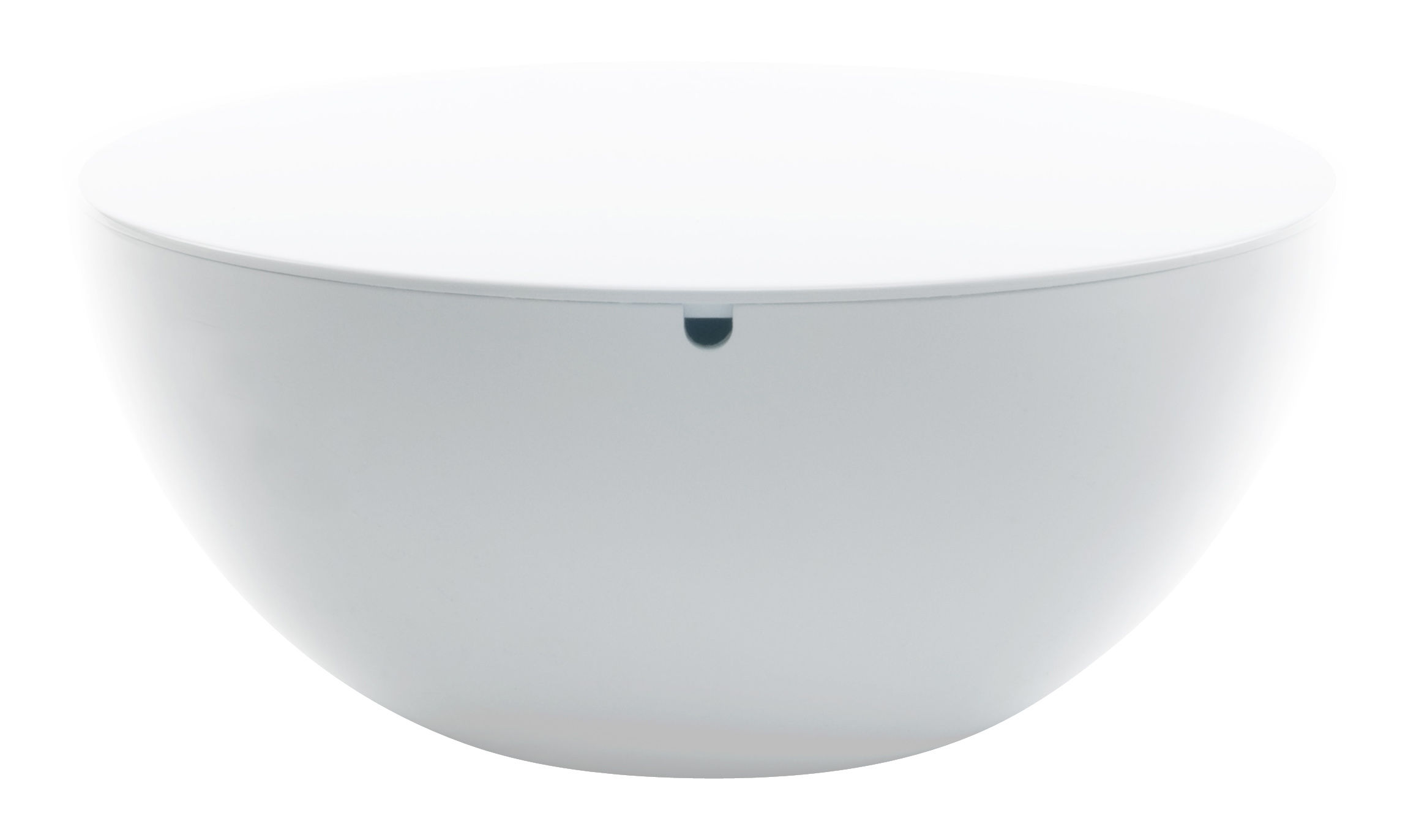 Slice table coffee table chest white by xl boom - Table basse rangement bouteille ...