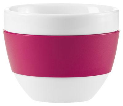 Image du produit Tasse Aroma en porcelaine /Ø 10 x H 9 cm - Koziol Framboise en Matière plastique