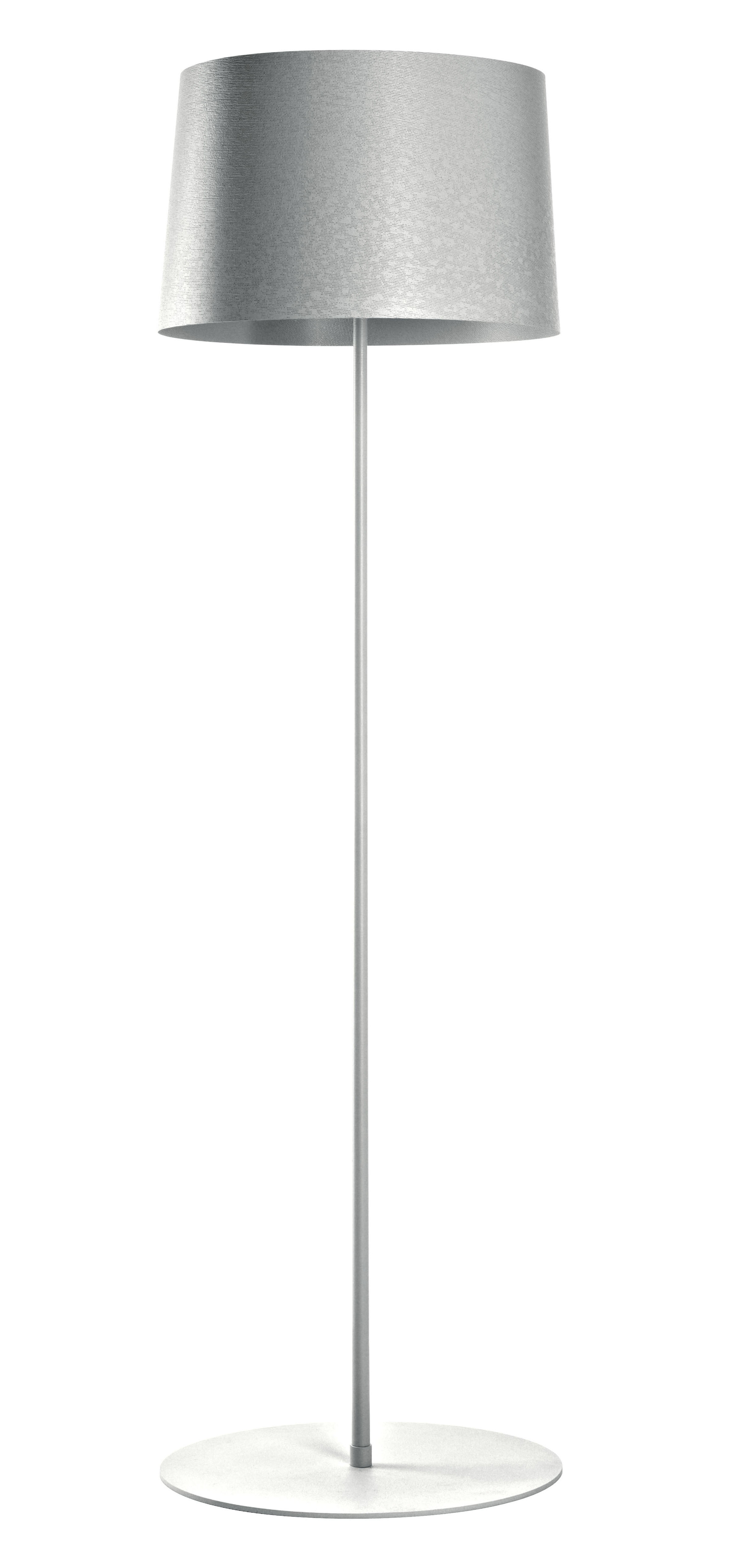 Short Floor Reading Lamps : Twiggy small reading lamp white by foscarini