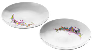 Raw Diamonds By Us Dessert plate - / set of 2 - Ø 17 cm