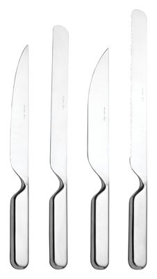Cinque Stelle Kitchen knife - / Set of 4