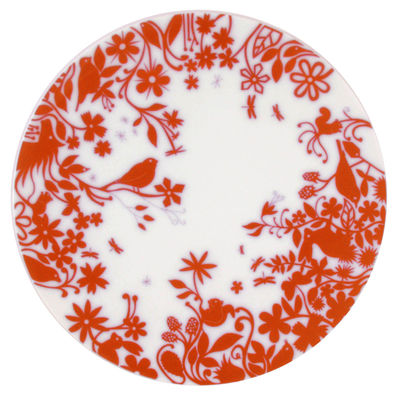 Table Stories 2 Animals Dinner plate