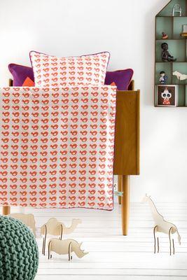 etag re dorm vitrine 18 chambres bois fond bleu ciel ferm living. Black Bedroom Furniture Sets. Home Design Ideas