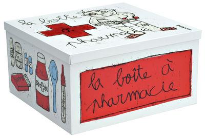 Bo te pharmacie graphisme 100drine 100drine pour - Boite a pharmacie originale ...