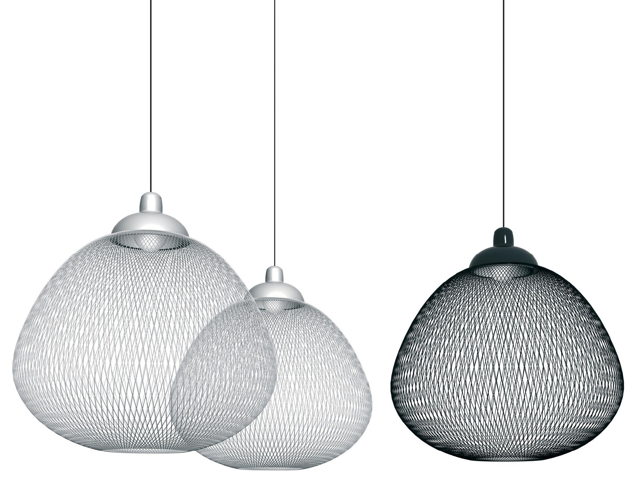 non random light pendant white by moooi. Black Bedroom Furniture Sets. Home Design Ideas