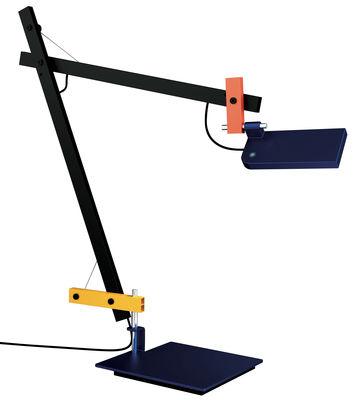 Foto Lampada da tavolo LoTek - LED di Artemide - Multicolore - Metallo