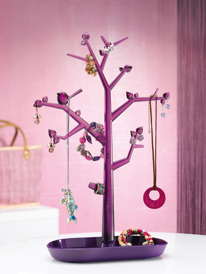 Подставка для украшений и бижутерии - 50 идей 7