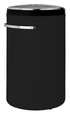 Scopri portabiancheria vipp441 nero di vipp made in - Portabiancheria design ...