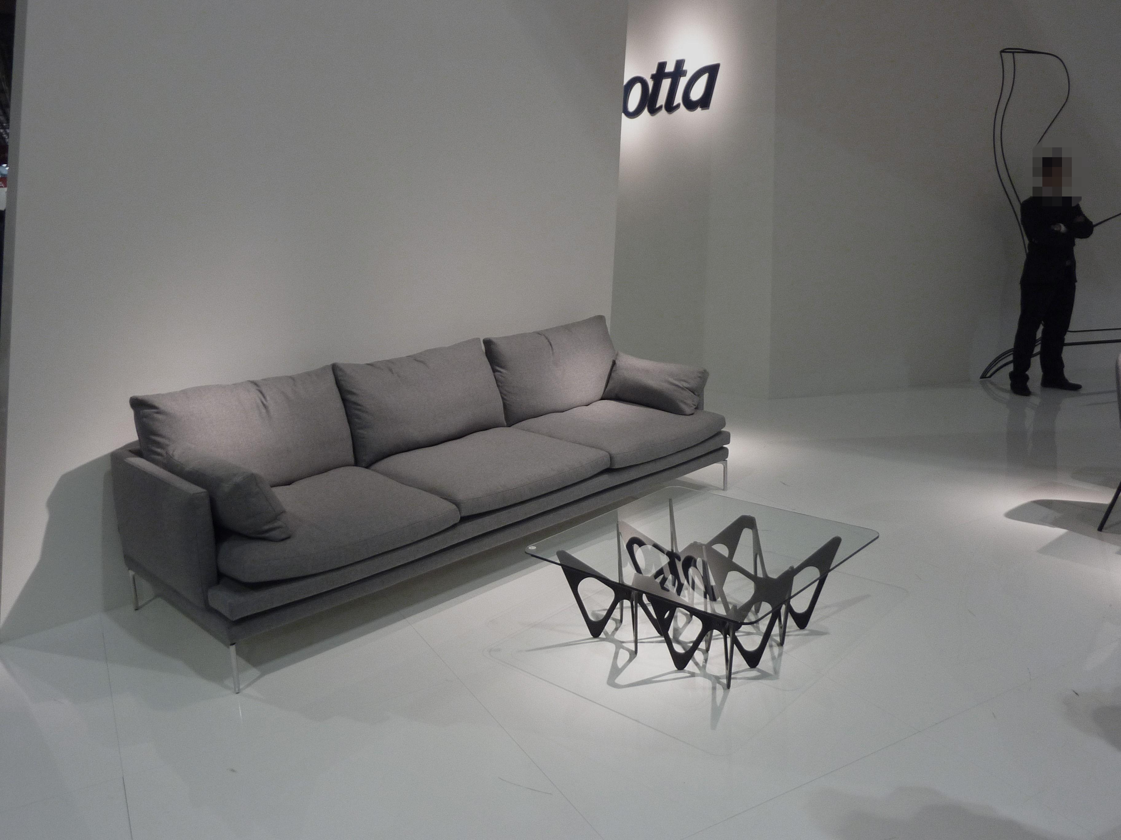 scopri divano destro william versione in cuoio 3 posti l 266 cm cuoio marrone scuro di. Black Bedroom Furniture Sets. Home Design Ideas