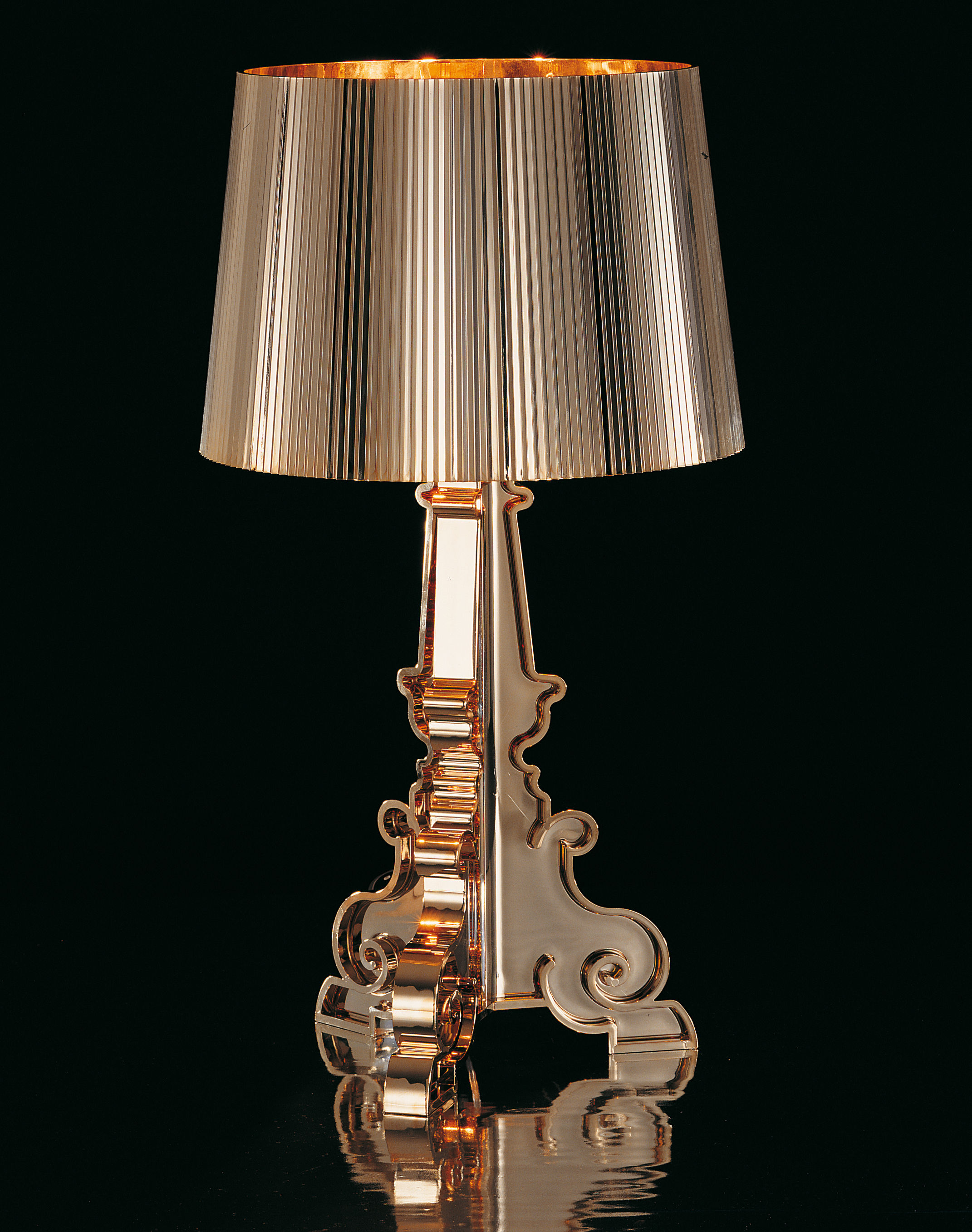 kartell lampadari : Home > Lighting > Table lamps > Bourgie Or Table lamp by Kartell