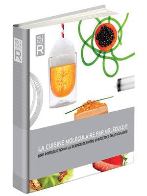 Livre de recettes 39 la cuisine mol culaire 39 39 version - Livre de cuisine francaise ...
