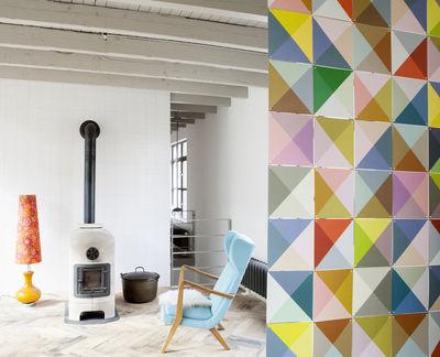 loco decorative pannel multicolored by ixxi. Black Bedroom Furniture Sets. Home Design Ideas
