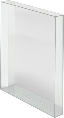 Miroir only me l 50 x h 70 cm cristal kartell for Miroir only me l50 x h70 cm kartell