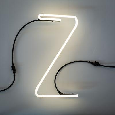 Applique n on alphafont lettre z lettre z seletti - Applique neon design ...