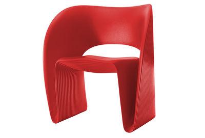 Foto Poltrona Raviolo di Magis - Rosso - Materiale plastico