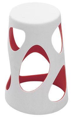 Foto Sgabello bar Liberty - H 64 cm di MyYour - Rosso - Materiale plastico