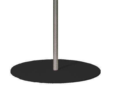 Foto Base da ombrellone - Per ombrellone Frou Frou di Sywawa - Nero - Metallo