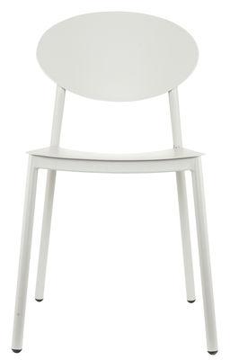 chaise walker m tal int rieur ext rieur gris house doctor. Black Bedroom Furniture Sets. Home Design Ideas