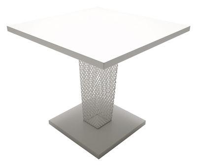 tavolo da giardino Ivy di Emu - Bianco - Metallo