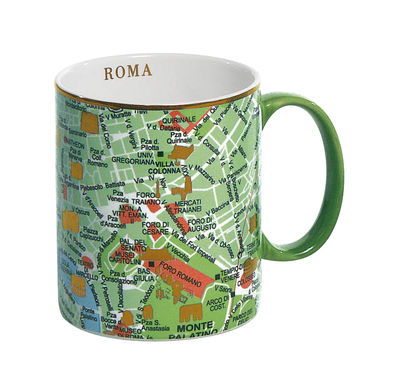 The World Dinnerware Mug - Rome mug