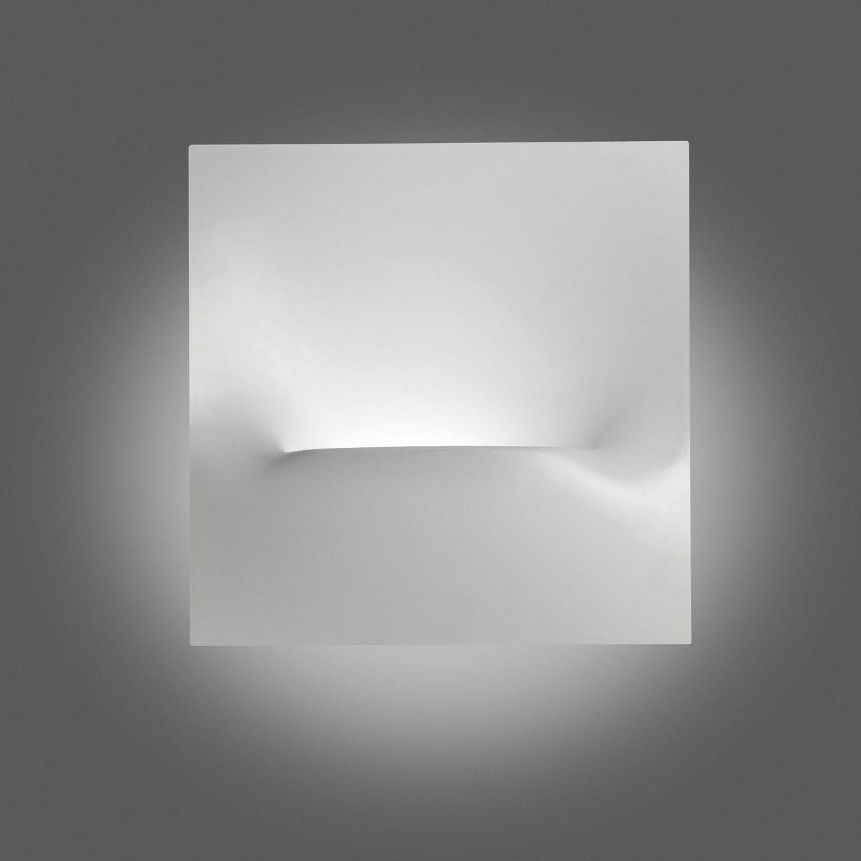 scopri applique platea bianco opalino di artemide made. Black Bedroom Furniture Sets. Home Design Ideas
